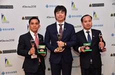 """Ghi điểm với chuyên gia quốc tế, TH nhận giải """"Oscar"""" trong kinh doanh"""