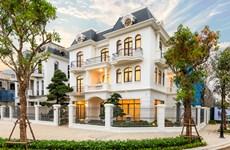 Ra mắt biệt thự mẫu tại Vinhomes Star City thành phố Thanh Hóa