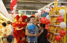 Hình ảnh sự đổi mới từ hệ thống siêu thị Fivimart thành Vinmart