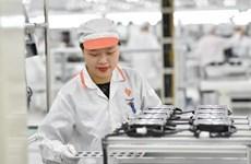 Cận cảnh hệ thống sản xuất điện thoại thông minh Vsmart