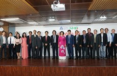 Ra mắt Hội đồng quản trị và Hiệu trưởng Trường Đại học Hoa Sen