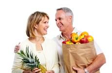 Bổ sung dưỡng chất hợp lý cho sức khỏe ở tuổi 50