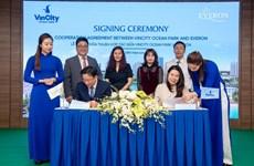 Làn sóng nhà đầu tư Hàn Quốc đổ về VinCity Ocean Park