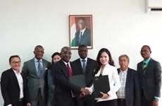 T&T Group ký hợp đồng mua 50 nghìn tấn hạt điều của Bờ Biển Ngà