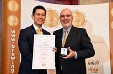 Sabeco khẳng định chất lượng quốc tế với giải vàng IBA 2019