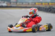 Doug Phạm: Mơ ước trở thành tay đua F1 người Việt đầu tiên