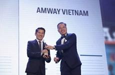 Amway Việt Nam được bình chọn là 'Nơi làm việc tốt nhất châu Á 2019'