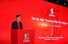 Sabeco tái ra mắt thương hiệu bia Saigon - bước chuyển mình kỳ diệu