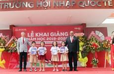 Hệ thống giáo dục Nguyễn Hoàng đón gần 15.000 học sinh