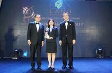 Novaland nhận giải thưởng doanh nghiệp Việt Nam xuất sắc nhất châu Á
