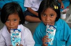 Đóng góp tích cực của sữa học đường với sức khỏe và dinh dưỡng trẻ em