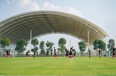 Giám đốc Học viện bóng đá FK Sarajevo bất ngờ vì sự hiện đại của PVF
