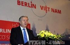 Thủ đô Hà Nội và Berlin đẩy mạnh phát triển kinh tế