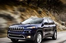 Chrysler đàm phán sản xuất mẫu Cherokee ở Trung Quốc