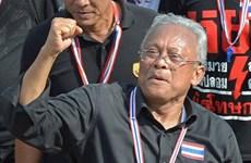 Tòa án hình sự Thái Lan ra lệnh bắt thủ lĩnh biểu tình