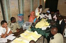 Đảng cầm quyền dẫn đầu tổng tuyển cử ở Mauritania