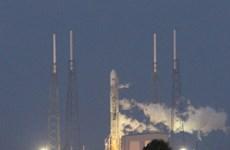 Hãng tư nhân Mỹ phóng vệ tinh thương mại đầu tiên