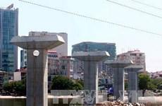 Tuyến đường sắt Cát Linh-Hà Đông: tiếp tục chậm trễ