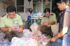 Tây Ninh: Thu giữ 4.700 bao bì bột ngọt Ajinomoto giả