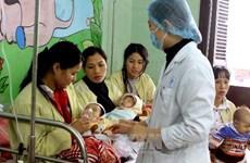 Trao tặng 150 suất quà Tết cho các bệnh nhi nghèo