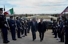 Mỹ và Italy cam kết hỗ trợ huấn luyện quân đội Libya