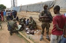 Mỹ hỗ trợ chuyển binh sỹ Rwanda tới Cộng hòa Trung Phi