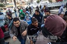 """Dân Ai Cập biểu tình nhân ba năm nổ ra """"Mùa Xuân Arab"""""""