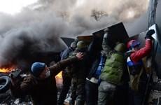 Đức cảnh báo Chính phủ Ukraine về trấn áp biểu tình