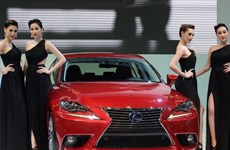 Toyota tiếp tục vị thế hãng xe đắt khách nhất thế giới