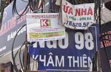 Hà Nội xử lý mạnh các số điện thoại quảng cáo, rao vặt