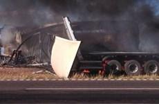 Argentina: Xe tải đối đầu xe khách, ít nhất 18 người chết