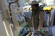 Giá dầu Brent giảm dần về mốc 108 USD mỗi thùng