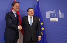 EC đánh giá cao nỗ lực vượt qua khủng hoảng của Hà Lan
