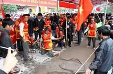 Hơn 40 vạn khách hành hương đến Côn Sơn-Kiếp Bạc