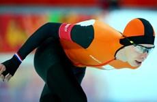 """""""Cơn lốc màu da cam"""" trên sân băng tại Olympic Sochi"""