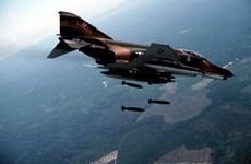 Israel bắt 2 người bán phụ tùng máy bay tiêm kích cho Iran