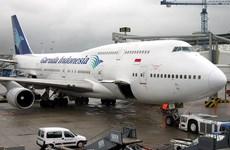 Hãng hàng không Garuda Indonesia gia nhập Sky Team