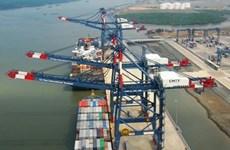 Ký hợp đồng cho thuê khai thác bến cảng Thị Vải