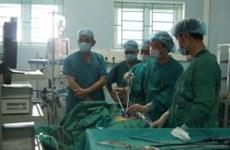 Ứng dụng kỹ thuật laser điều trị bệnh lý sỏi ở Hà Giang