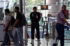 Malaysia siết an ninh sân bay sau vụ máy bay mất tích