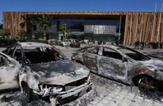 Đánh bom trước doanh trại quân đội Libya, 5 lính tử vong