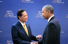 """""""Đề nghị Mỹ sớm công nhận quy chế thị trường với Việt Nam"""""""