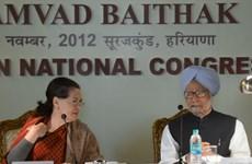 Ấn Độ: Đảng Quốc đại công bố cương lĩnh tranh cử