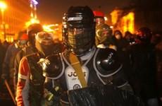 Ukraine bắt 12 cảnh sát bị nghi bắn chết người biểu tình