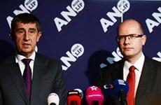 Tổng thống Séc phủ nhận khủng hoảng trong chính phủ