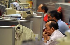 Hầu hết các thị trường chứng khoán châu Á giảm điểm