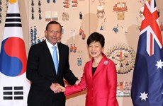 Hàn Quốc và Australia tăng hợp tác an ninh, quốc phòng