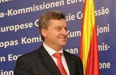 Macedonia cùng lúc tổ chức bầu cử tổng thống và quốc hội