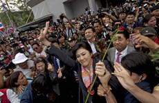 Đảng cầm quyền chỉ trích phán quyết đối với bà Yingluck