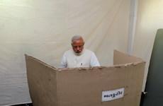 Kết thúc chiến dịch tranh cử Hạ nghị viện Ấn Độ khóa 16